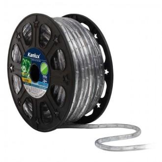 KANLUX 8633 | Givro Kanlux svetelná hadica zelená svetelný kábel - 50 m 25x LED IP44 zelená