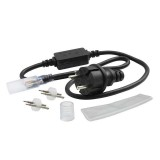KANLUX 8642 | Givro Kanlux svetelná hadica s teplým bielym svetlom svetelný kábel - 50 m 25x LED IP44 s teplým bielym svetlom