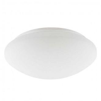 KANLUX 8810 | Pires Kanlux stenové, stropné svietidlo kruhový pohybový senzor 1x E27 IP44 biela