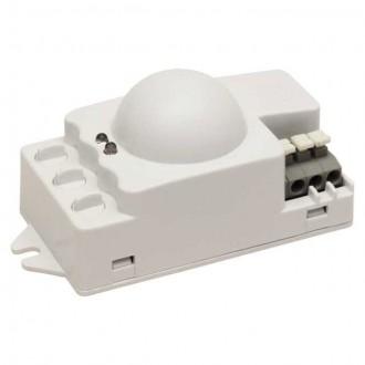 KANLUX 8820 | Kanlux pohybový senzor MW 360° obdĺžnik biela
