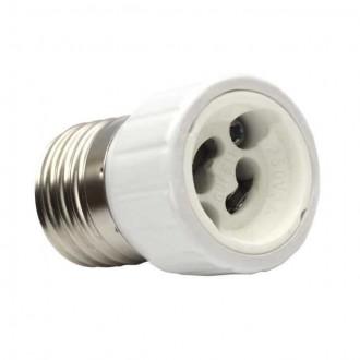 KANLUX 8850 | E27->GU10 Kanlux adaptér pätice max. 35W