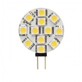 KANLUX 8951 | G4 1,5W -> 14W Kanlux kruhový LED svetelný zdroj SMD 130lm 2700 - 3200K 120°