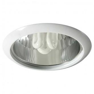 KANLUX 905 | Ozon Kanlux zabudovateľné - zapustené svietidlo kruhový Ø142mm 1x E27 biela