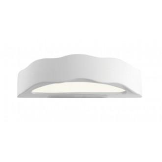 LAMPEX 014/D | Ceramic Lampex stenové svietidlo 1x E27 biela