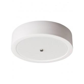 LAMPEX 021/P36 | Atena Lampex stropné svietidlo 2x E27 biela, chróm