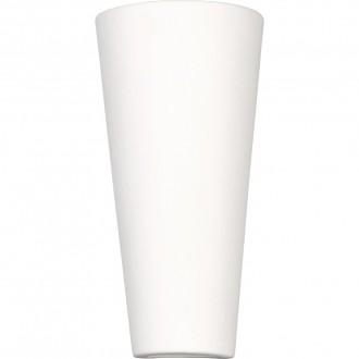 LAMPEX 028/BIA | Tuba-LA Lampex stenové svietidlo 1x E27 biela