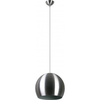 LAMPEX 158/1 ALU | Kosmo Lampex visiace svietidlo 1x E27 hliník