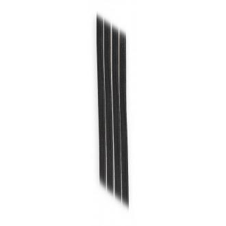 LEMIR O2800 WIRE CZA 1M | Lemir vedenie 2x0,75 doplnok čierna