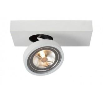 LUCIDE 09920/10/31 | Nenad Lucide spot svietidlo otočné prvky 1x LED 385lm 2700K biela