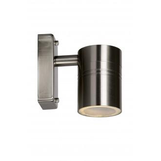 LUCIDE 14867/05/12 | Arne Lucide rameno stenové svietidlo 1x GU10 350lm 2700K IP44 chróm