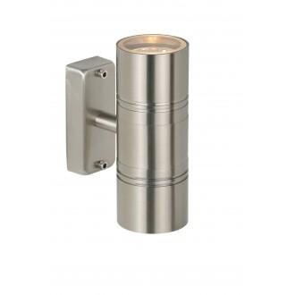 LUCIDE 14867/11/12 | Arne Lucide rameno stenové svietidlo 2x GU10 350lm 2700K IP44 chróm
