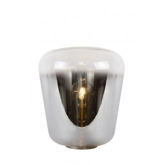 LUCIDE 25501/45/65 | Glorio Lucide stolové svietidlo 53cm 1x E27 chróm