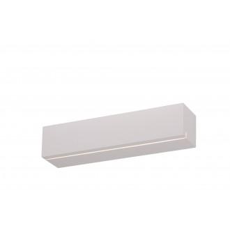 LUCIDE 29204/02/31 | Blanko Lucide stenové svietidlo malovatelné 2x G9 biela