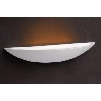 LUCIDE 29205/01/31 | Blanko Lucide stenové svietidlo malovatelné 1x R7s biela