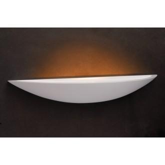 LUCIDE 29206/01/31 | Blanko Lucide stenové svietidlo malovatelné 1x R7s biela