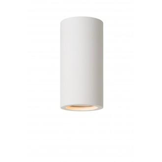 LUCIDE 35100/14/31 | Gipsy-LU Lucide stropné svietidlo malovatelné 1x GU10 biela