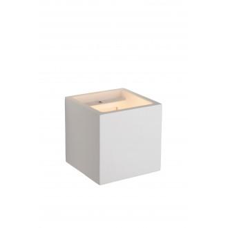 LUCIDE 35208/01/31 | Gipsy-LU Lucide stenové svietidlo malovatelné 1x G9 biela