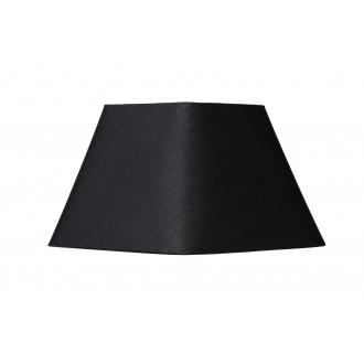 LUCIDE 61001/20/30 | Shade Lucide clona svietidlo E27 čierna
