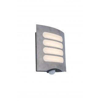 LUTEC 5194804001 | WiZ-Farell Lutec stenové WiZ múdre osvetlenie regulovateľná intenzita svetla, nastaviteľná farebná teplota, meniace farbu, otočné prvky, Wifi pripojenie 1x LED 900lm 2200 <-> 6500K IP44 zušľachtená oceľ, nehrdzavejúca oceľ, opál