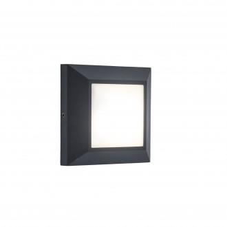 LUTEC 6402101118 | Helena-LU Lutec stenové svietidlo 1x LED