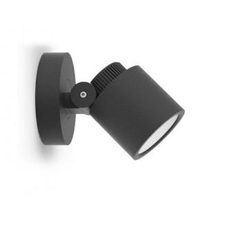 LUTEC 6609202118 | Explorer Lutec spot svietidlo otočné prvky 1x LED 300lm 3000K IP54 antracitová sivá