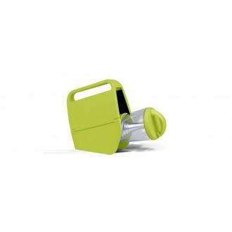 LUTEC 6900302339 | Mini-Butterfly Lutec prenosné, stolové svietidlo dotykový prepínač s reguláciou svetla slnečné kolektorové / solárne, regulovateľná intenzita svetla, USB prijímač, nabíjačka na telefón, nabíjačka na mobil, otočné prvky 1x LED 180lm 4000