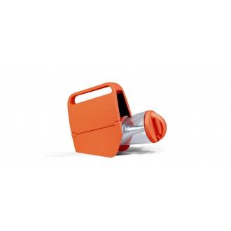 LUTEC 6900302340 | Mini-Butterfly Lutec prenosné, stolové svietidlo dotykový prepínač s reguláciou svetla slnečné kolektorové / solárne, regulovateľná intenzita svetla, USB prijímač, nabíjačka na telefón, nabíjačka na mobil, otočné prvky 1x LED 180lm 4000