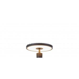 MARKSLOJD 107121 | Mix_Match Markslojd hlava svietidla svietidlo 1x LED 1400lm IP44 čierna, morené