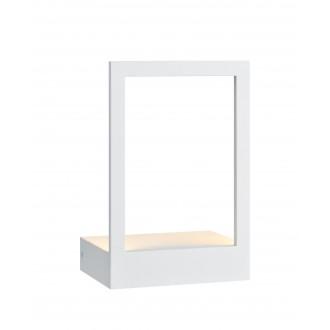 MARKSLOJD 107365 | Pablo-MS Markslojd stenové svietidlo prepínač 1x LED 300lm biela
