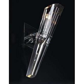 MAXLIGHT 147 71 12 01 | King Maxlight stenové svietidlo otočné prvky 1x G9 chróm, priesvitné