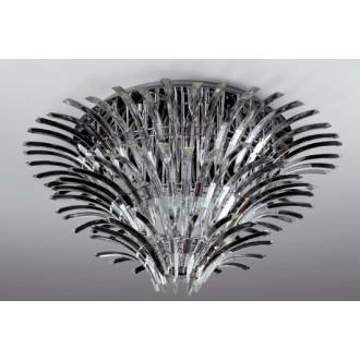 MAXLIGHT 3960/26C   Kristal Maxlight stropné svietidlo 26x G4 chróm, priesvitné