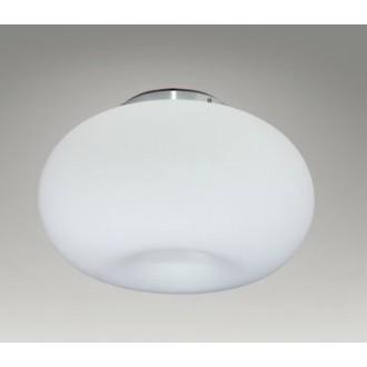 MAXLIGHT C0002 | Dada Maxlight stropné svietidlo 3x E14 chróm, opál
