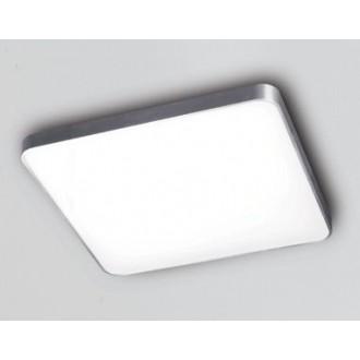 MAXLIGHT C0009 | GrosTe Maxlight stropné svietidlo 4x G5 / T5 hliník, biela