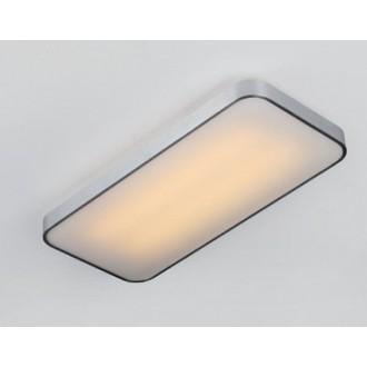 MAXLIGHT C0010 | GrosTe Maxlight stropné svietidlo 2x G5 / T5 hliník, biela