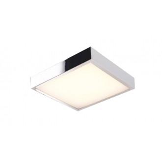 MAXLIGHT C0145 | Krom Maxlight stropné svietidlo 1x LED 960lm 3000K IP44 chróm