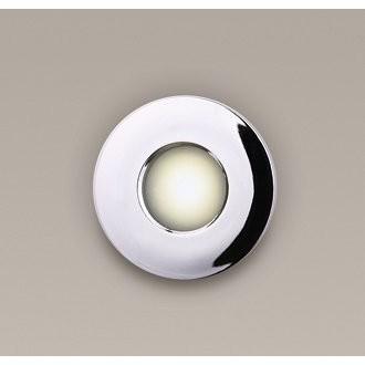 MAXLIGHT H0045 | Oprawa-IP65 Maxlight zabudovateľné svietidlo kruhový Ø85mm 1x MR16 / GU5.3 IP65 chróm