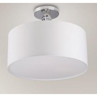 MAXLIGHT P0059 | EleganceM Maxlight stropné svietidlo 3x E27 chróm, biela