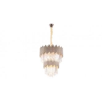 MAXLIGHT P0283 | Vogue-MX Maxlight luster svietidlo 16x E14 zlatý