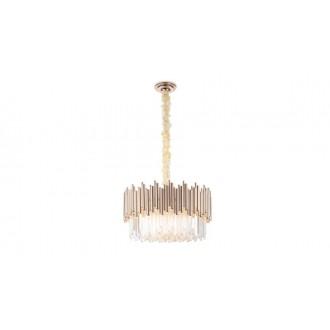 MAXLIGHT P0284 | Vogue-MX Maxlight luster svietidlo 12x E14 zlatý