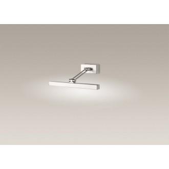MAXLIGHT W0096 | Roma-Quadro Maxlight rameno stenové svietidlo otočné prvky 2x G9 chróm