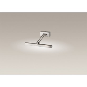 MAXLIGHT W0097 | Roma-Quadro Maxlight rameno stenové svietidlo otočné prvky 2x G9 leštený kov