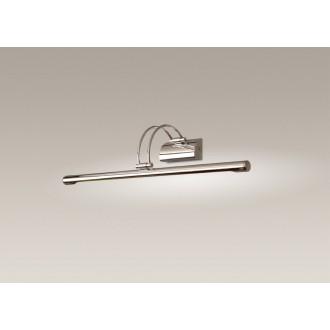 MAXLIGHT W0100 | Roletto Maxlight rameno stenové svietidlo otočné prvky 1x G5 / T5 leštený kov