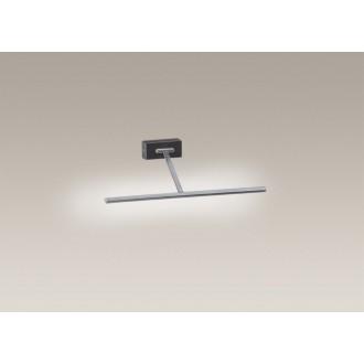 MAXLIGHT W0103   PictureM Maxlight rameno stenové svietidlo otočné prvky 66x LED 390lm 3000K leštený kov