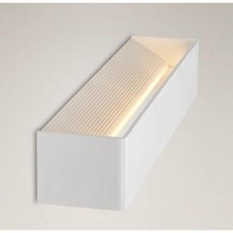 MAXLIGHT W0107 | Duna Maxlight stenové svietidlo 12x LED 687lm 3000K matný biely