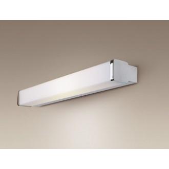 MAXLIGHT W0144 | SimpleM Maxlight stenové svietidlo 1x LED 733lm 3000K IP44 chróm, biela