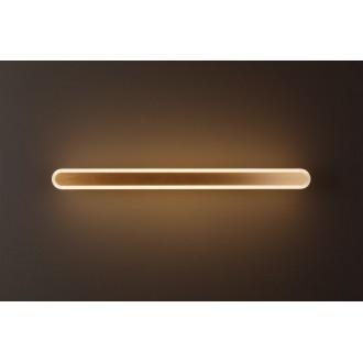 MAXLIGHT W0210 | SydneyM Maxlight stenové, stropné svietidlo 1x LED 900lm 3000K zlatý