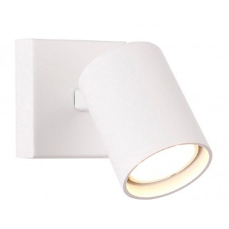 MAXLIGHT W0218 | TopM Maxlight spot svietidlo otočné prvky 1x G10 biela
