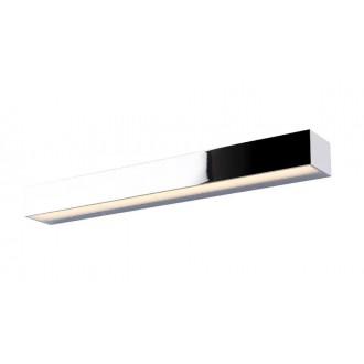 MAXLIGHT W0226 | Krom Maxlight stenové svietidlo 2x LED 720lm 3000K chróm
