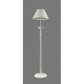NAMAT 1220/1 | Gines Namat stojaté svietidlo 175cm prepínač 1x E27 biela