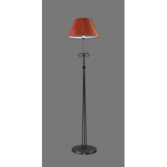 NAMAT 1226/11 | Tores Namat stojaté svietidlo 175cm prepínač 1x E27 čierna, červená, biela
